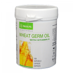 Wheat Germ Oil with vitamin E